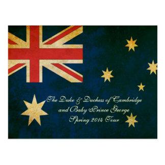Postal 2014 de George Australia del bebé de Kate