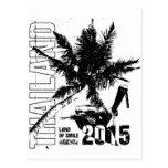 Postal 2015 de Tailandia