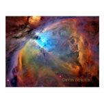 Postal 2 de la nebulosa de Orión