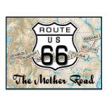 postal 2 de los regalos de la ruta 66