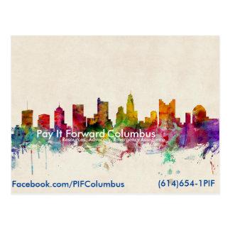Postal 2 de PIFC Columbus