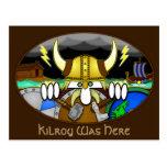 Postal 2 de Viking Kilroy