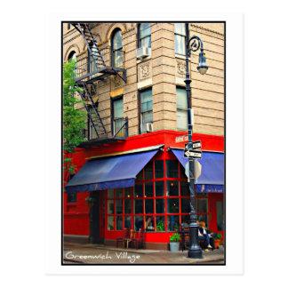 Postal 2 - Greenwich Village NYC