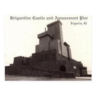 Postal #3 del castillo del bergantín