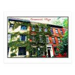 Postal 4 - Greenwich Village, NYC