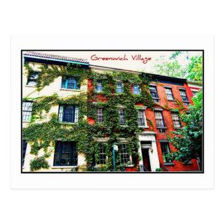 Postal 4 - Greenwich Village NYC
