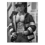 Postal #5 del bombero