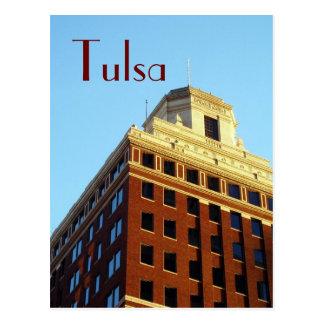 Postal ACEPTABLE de Tulsa