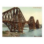 Postal, adelante Bridge, 1910