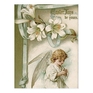 Postal: Alegrías de Pascua Postales