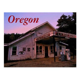 Postal alejada de Oregon