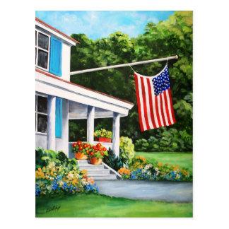 Postal americana del orgullo