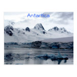 Postal antártica de Iceburg