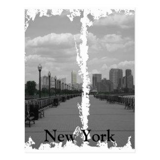 Postal apenada de Nueva York 2