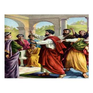postal ascendente más stier del antioch de Paul