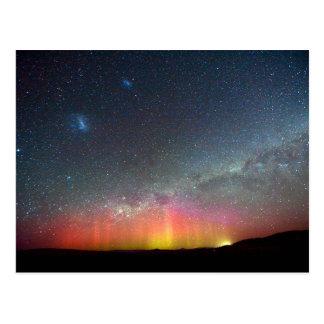Postal australis de la aurora