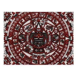 Postal azteca