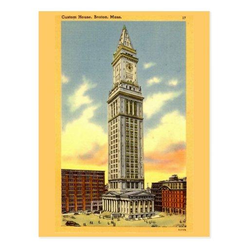 Postal, Boston, Massachusetts