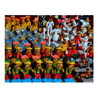 Postal card - Brazilian Artesanato |Nº7
