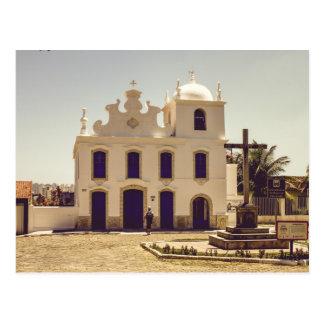 Postal card: Church Ours Lady of the Conceição Postcard
