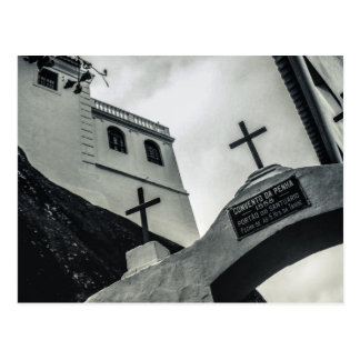 Postal card: Convent of the Penha Postcard