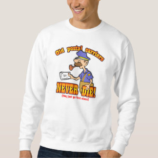 Postal Carrier Pull Over Sweatshirt