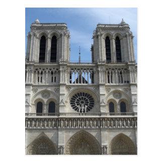 Postal--Catedral de Notre Dame