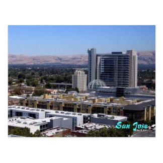 Postal céntrica de San Jose