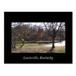 Postal cherokee de Louisville Kentucky del parque