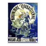 Postal: Ciclos del vintage: Roubaisien
