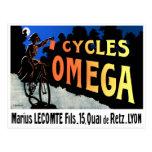 Postal: Ciclos Omega