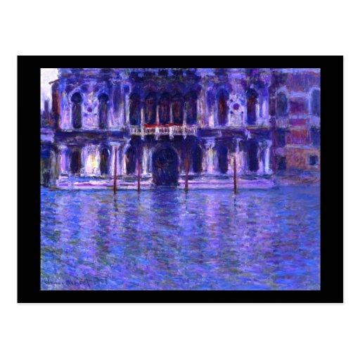 Postal-Clásico/Vintage-Claude Monet 13 Tarjetas Postales