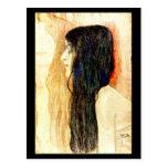 Postal-Clásico/Vintage-Gustavo Klimt 12