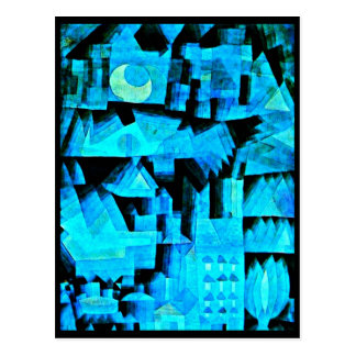 Postal-Clásico/Vintage-Paul Klee 50 Postales