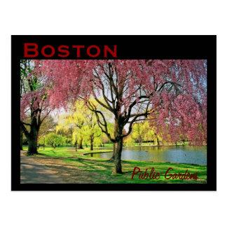 Postal común de Boston - modificada para requisito