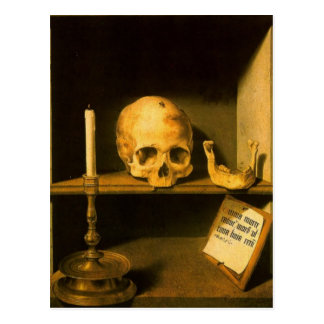 Postal con Barthel Bruyn la más vieja pintura