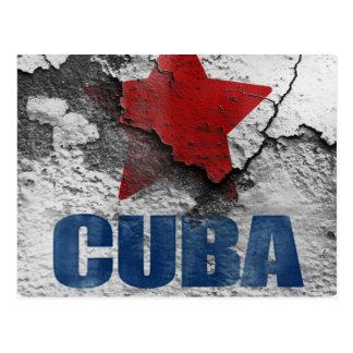 Postal cubana