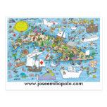Postal cubana, www.joseemiliopolo.com