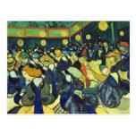 Postal: Danza pasillo en Arles