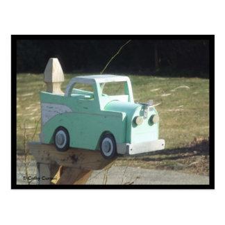 Postal de 57 Chevy