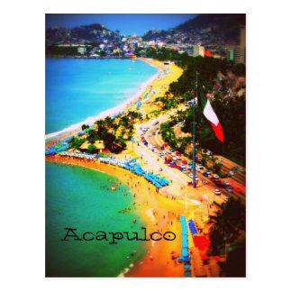 Postal de Acapulco