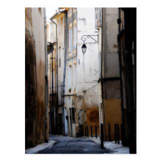 Postal de Aix-en-Provence