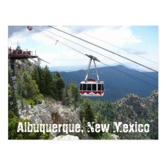 Postal de Albuquerque, New México
