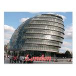 Postal de alcaldes Office Londres Reino Unido de a