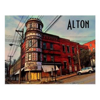 Postal de Alton