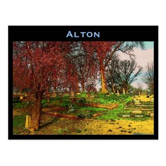 Postal de Alton (Illinois)
