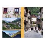 Postal de Andorra