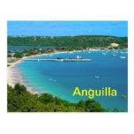 Postal de Anguila