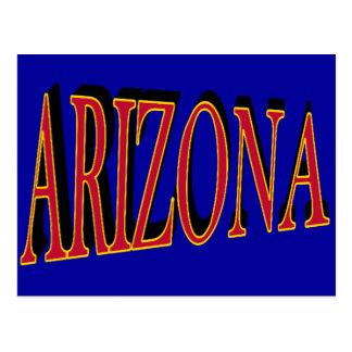 Postal de Arizona