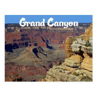 Postal de Arizona del parque nacional del Gran